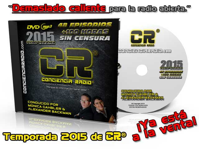 CR DVD 2015 TEMPORADA