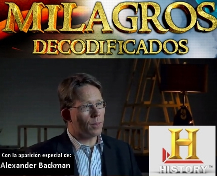 ALEXANDER BACKMAN HISTORY CHANNEL