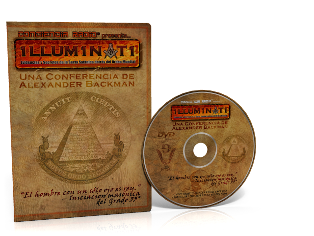 illuminati dvd alexander backman
