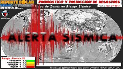 Reporte Solar Sismico Y Volcanico Con Alexander Backman