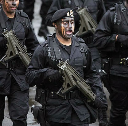 MEXICAN SPECIAL FORCES