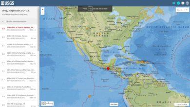 Photo of México: Se registró un fuerte terremoto de magnitud M6.6 en el sur de Chiapas el 1 de febrero 2019