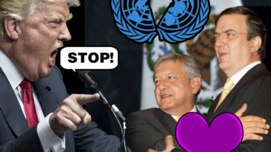 Photo of TRUMP obtiene victoria sobre AMLO y logra detener encrucijada migratoria