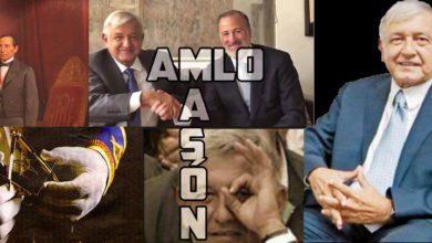 Photo of ¡Masón confiesa! 'Yo vi al presidente López Obrador en la logia masónica con políticos prominentes del PRI y del PAN'