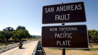 Photo of Terremotos en la Falla de San Andrés: «Un terremoto más grande» podría darse advierten científicos